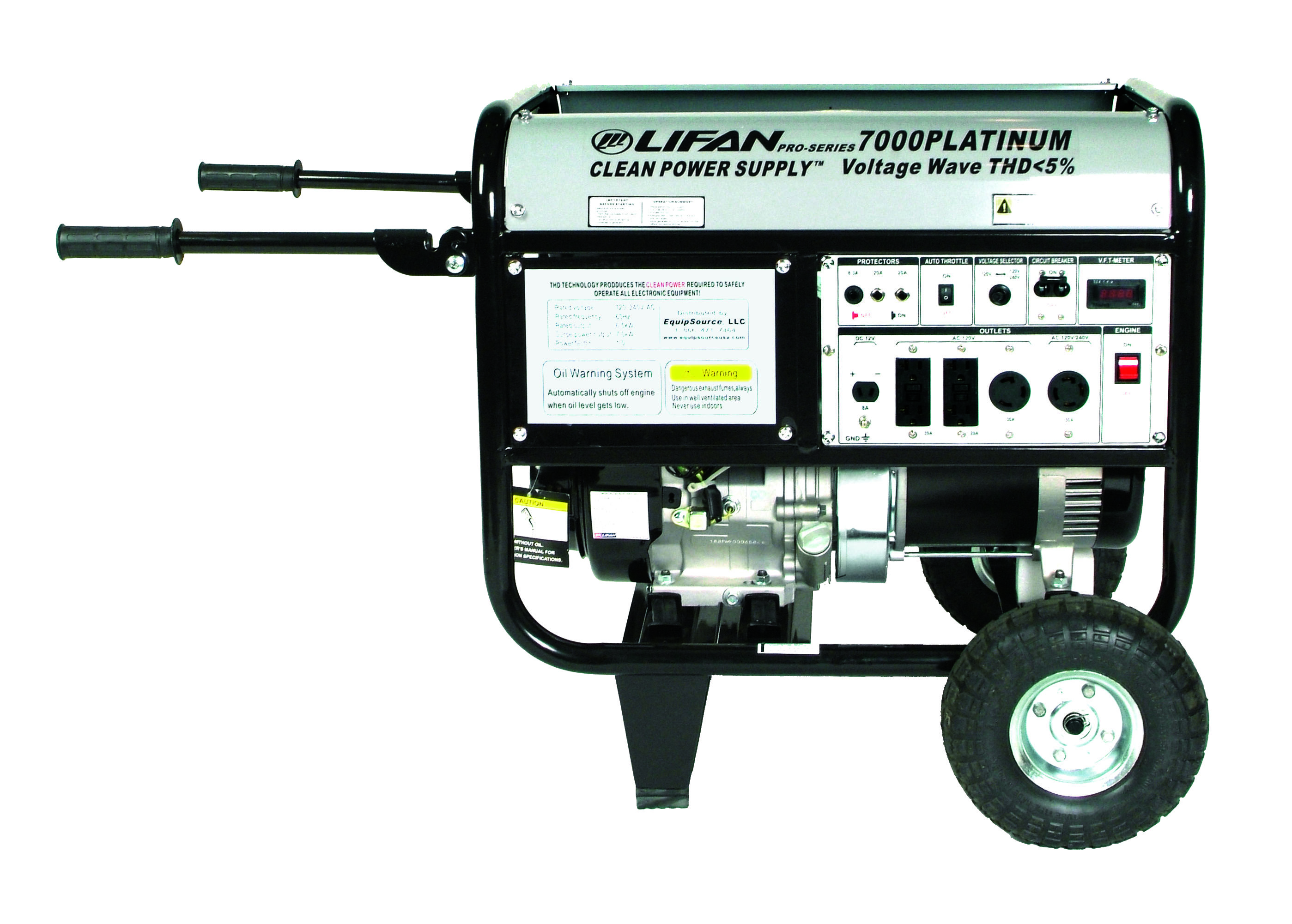 platinum 7000ipl lifan power usa lifan power usa s lf7000ipl lf7000ipl ca generators are part of our platinum portable generator series our platinum portable generators contain low thd