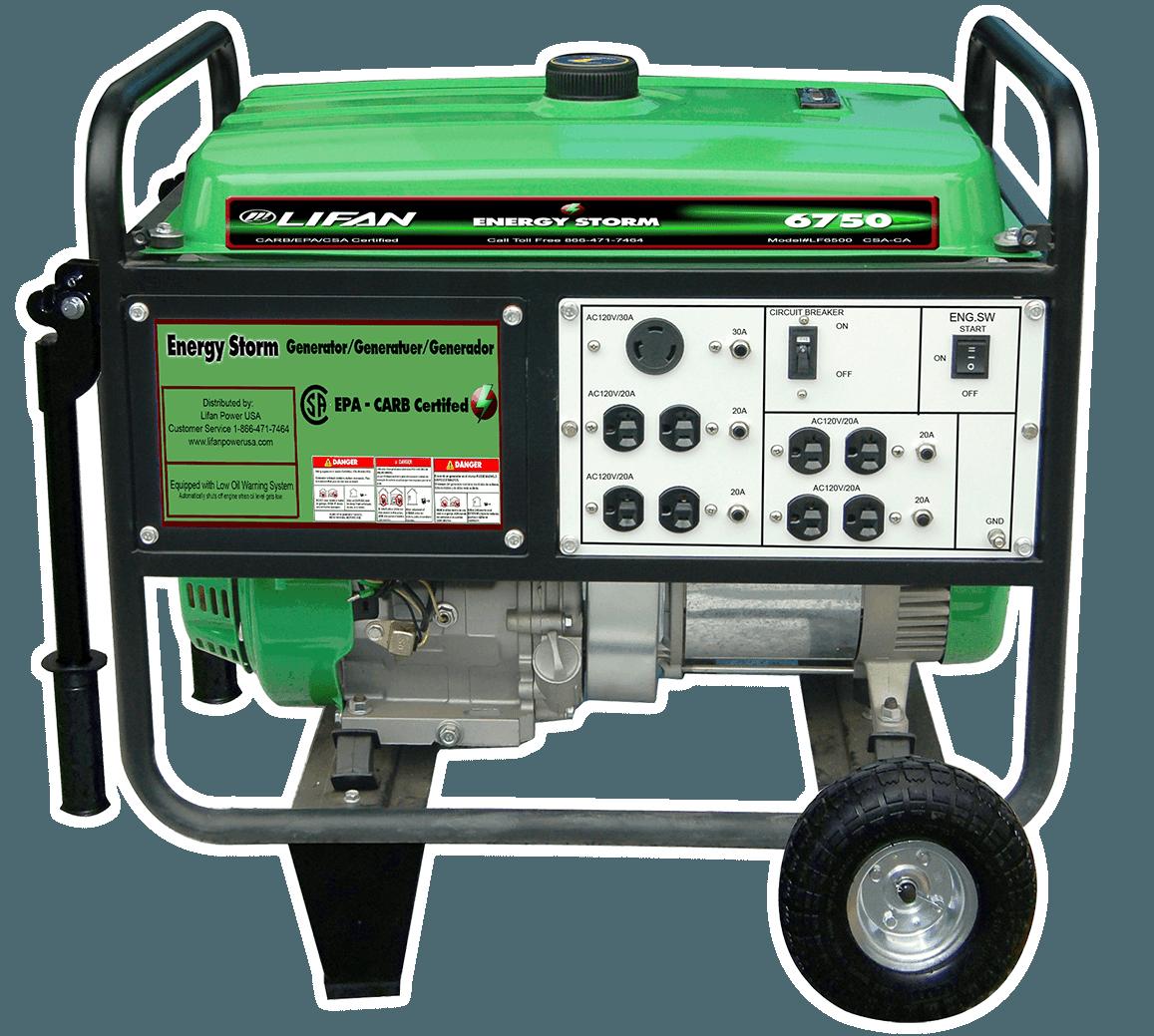 Lifan Generators 3600 Wiring Diagram 250 Energy Storm 6750 Power Usa Rh Lifanpowerusa Com Engine 250cc