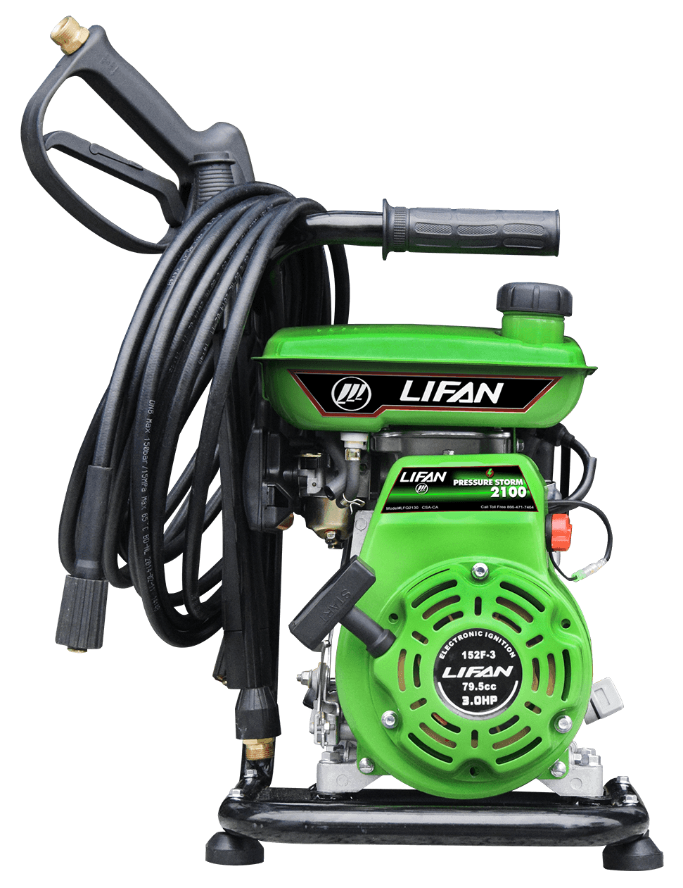 PRESSURE STORM 2100 | Lifan Power USA - Power Equipment