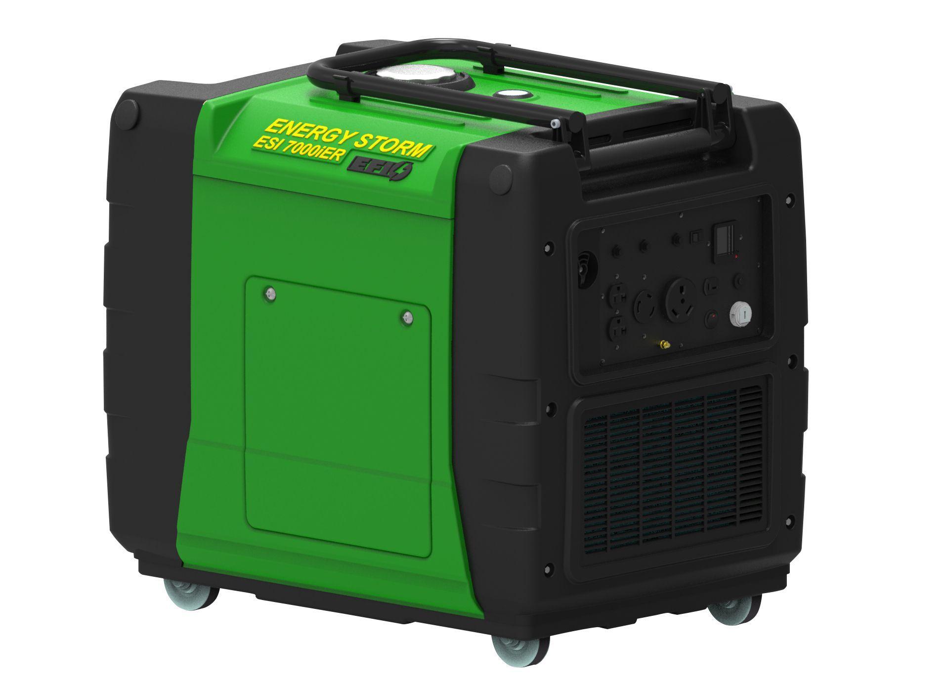 Energy Storm 7000ier Efi Lifan Power Usa Power Equipment
